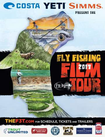Fly Fishing Film Tour Mpls